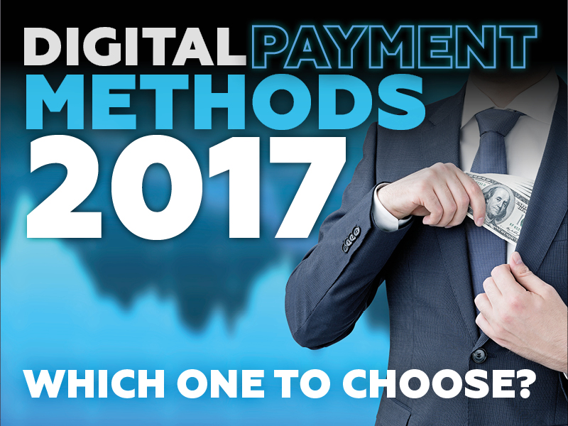 digital payment methods AdNow