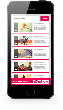 AdNow - native advertising network - native advertising